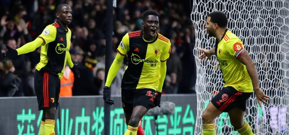 Exclusive: Pundit tips Ismaila Sarr to end up at Liverpool