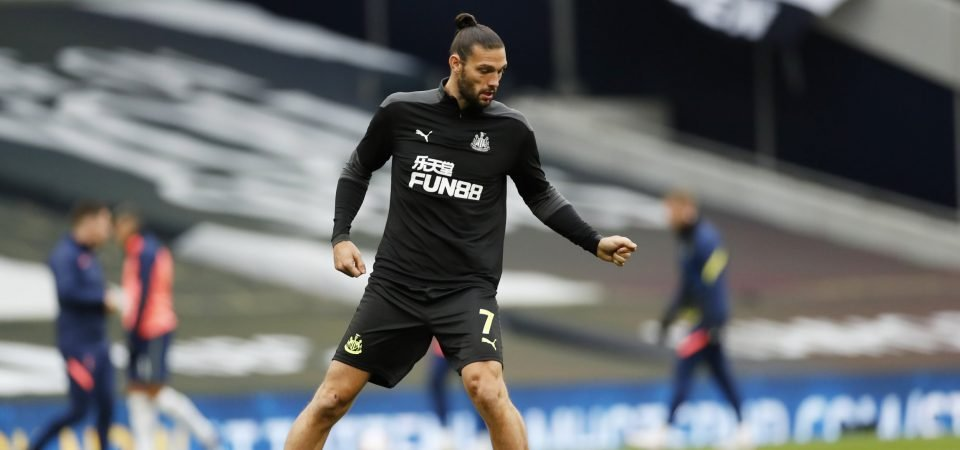 Exclusive: Howey urges Newcastle to give Carroll a new contract