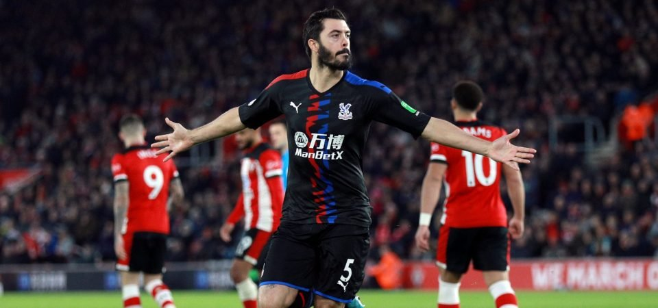 Crystal Palace manager Roy Hodgson dealt James Tomkins injury blow before Wolves clash