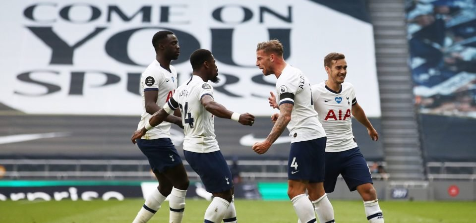 Sabitzer in, Alli gone: How Spurs' XI may look after deadline day