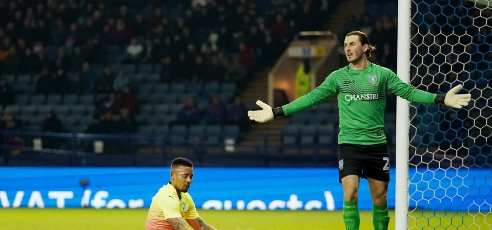 Exclusive: Palmer confident Wildsmith will remain in goal for Sheffield Wednesday