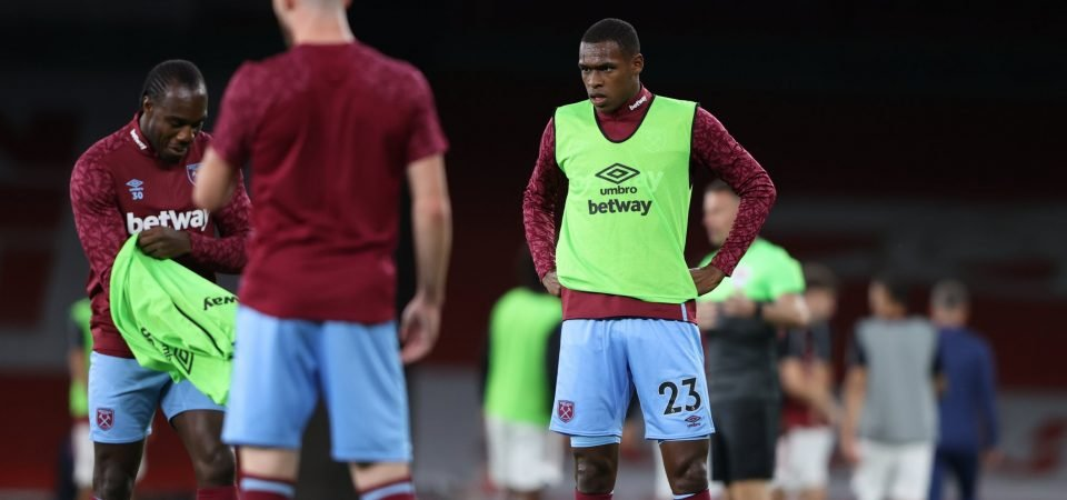 West Ham: David Moyes must ruthlessly axe Issa Diop against Everton