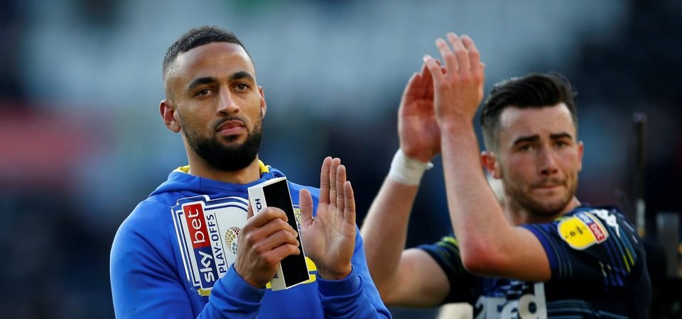 Leeds could find their new Kemar Roofe in Andy Delort