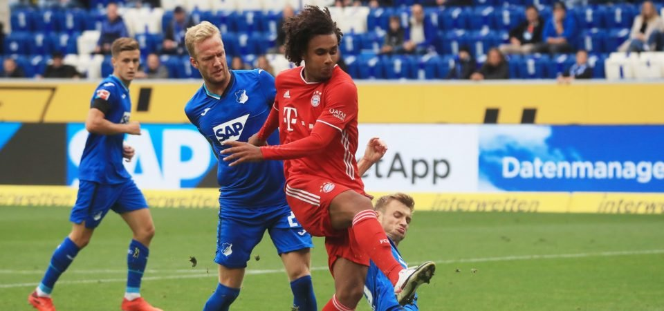 Joshua Zirkzee: Everton target nears deal to join Parma from Bayern Munich
