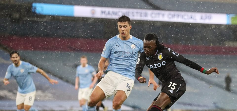 Forget VAR: Aston Villa's Bertrand Traore was disappointing against Man City
