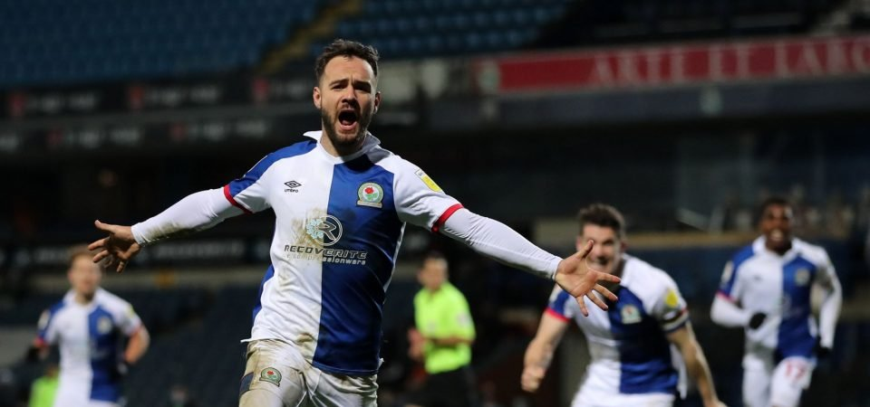 Adam Armstrong: Newcastle ready to re-sign Blackburn Rovers striker this summer