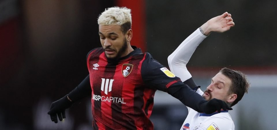 Newcastle target Joshua King wants £120k-p/w to leave Bournemouth in January