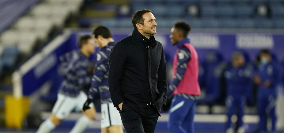 Exclusive: Palmer convinced Frank Lampard could accept Celtic job