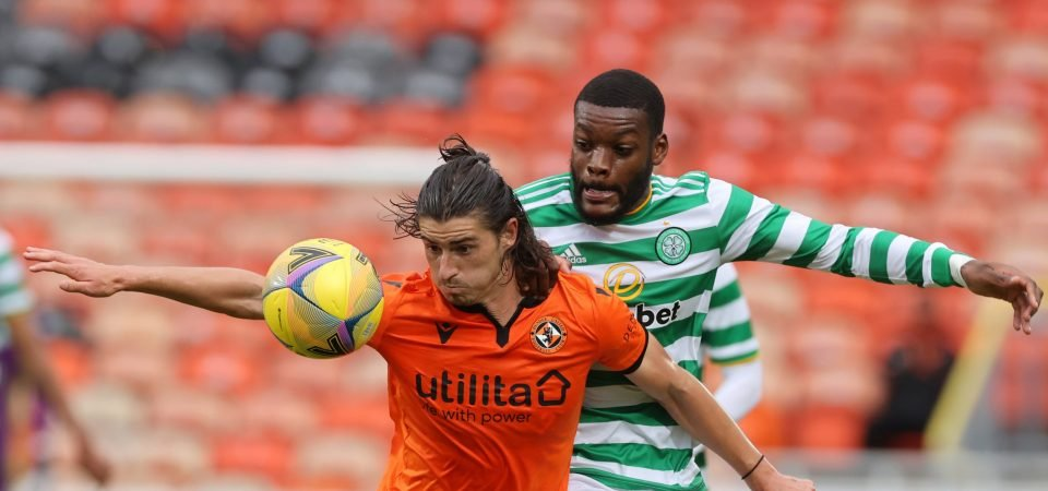 Celtic's Olivier Ntcham is burning Peter Lawwell dry