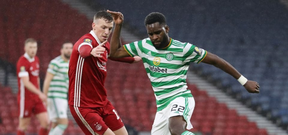 Odsonne Edouard: West Ham United pushing for £35m transfer of Celtic striker