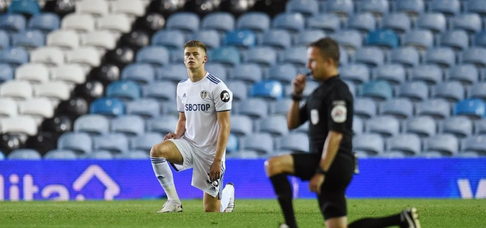 Leeds: Whites reject loan interest in Cresswell
