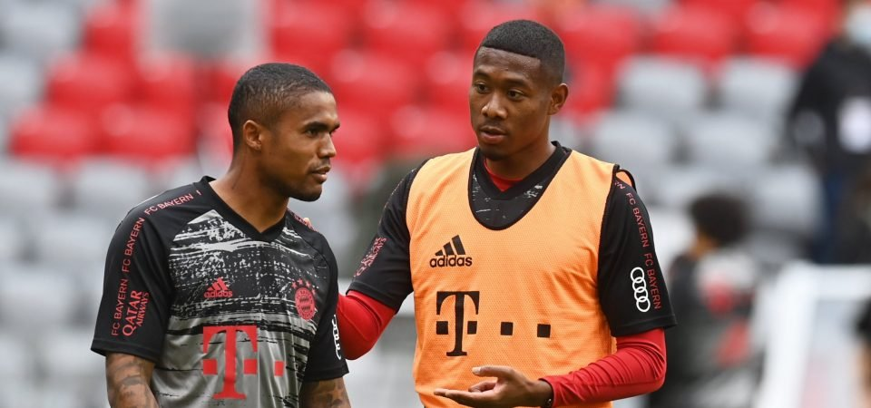 Wolves can find Traore heir in Douglas Costa