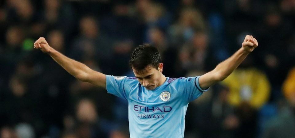 Arsenal interested in signing Man City starlet Eric Garcia