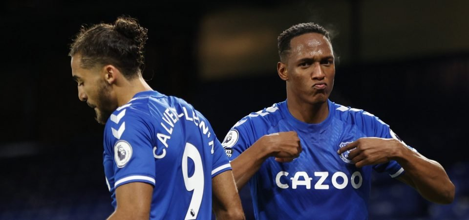 Exclusive: Ex-Everton defender concerned about Yerry Mina's injury record