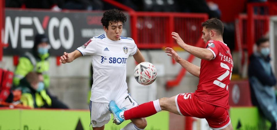 Leeds should favour Ian Poveda over late January additions