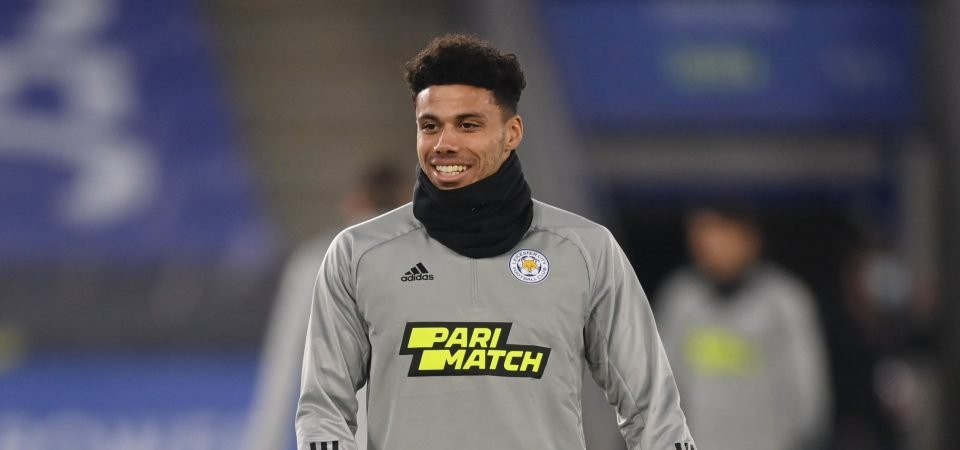 Exclusive: Rob Lee tips James Justin for big England future