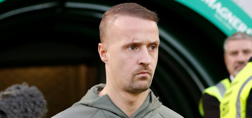 Potential new Celtic manager Steve Clarke could hand Leigh Griffiths a huge lifeline