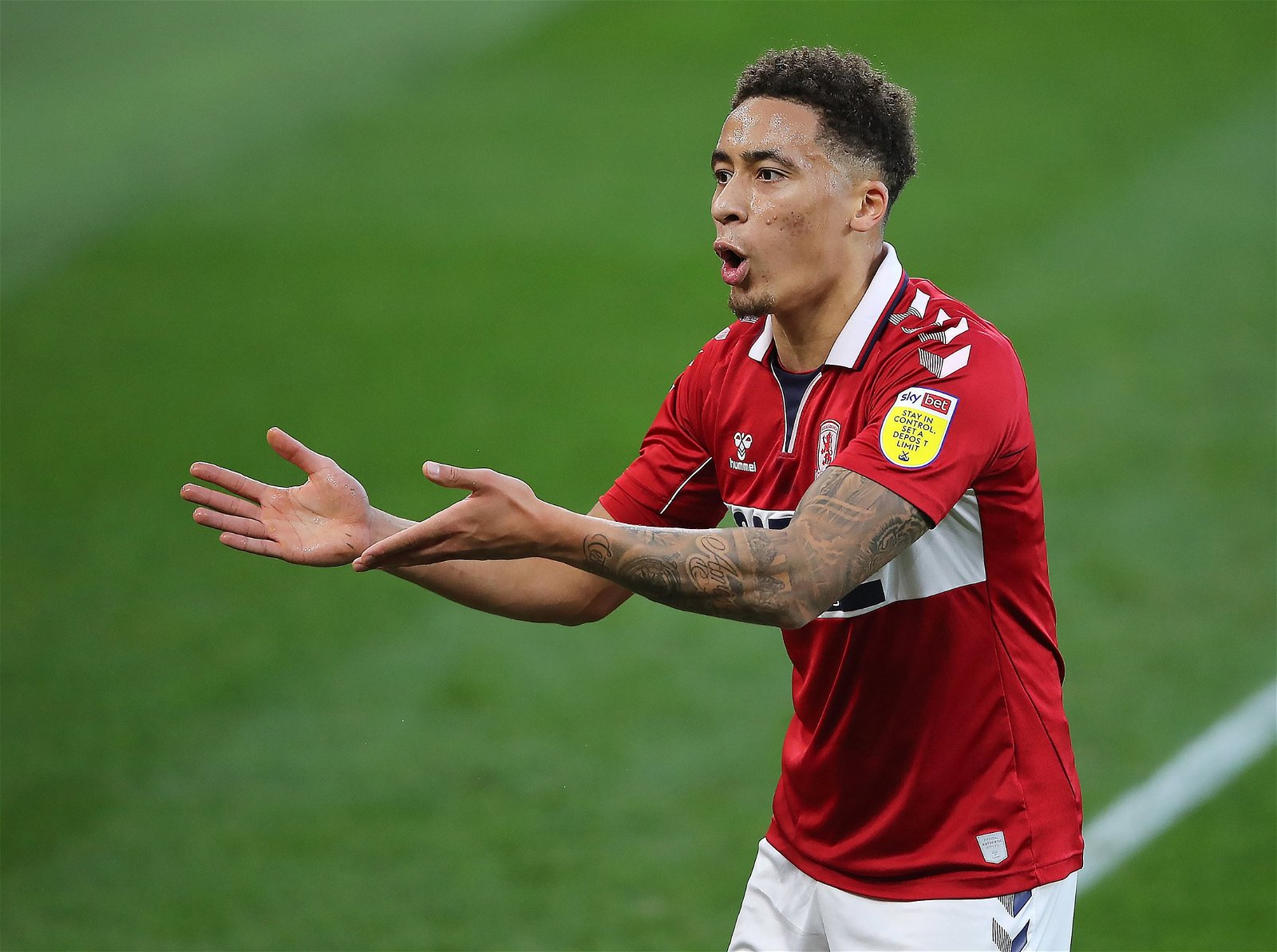 Leeds transfers: Whites eye swoop for Middlesbrough's Marcus Tavernier