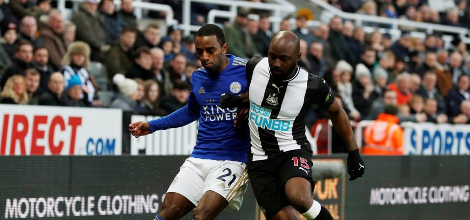 Jetro Willems: Newcastle interested in sealing St James' Park return