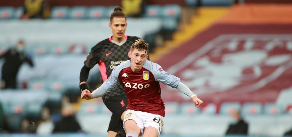 Aston Villa exclusive: Lee Hendrie disappointed with Louie Barry's lack of appearances