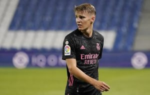 Liverpool could make a move for Martin Odegaard this summer