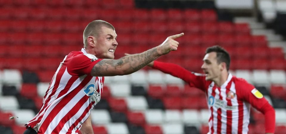 Max Power in eye-catching form for Sunderland