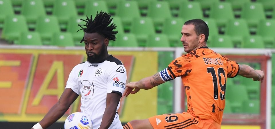 West Ham could find another Antonio in Nzola