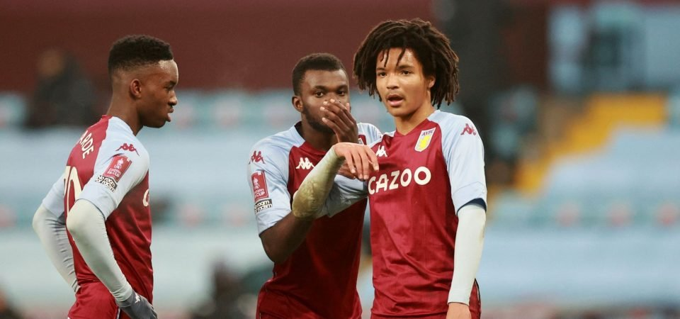 Aston Villa could have their next Tyrone Mings in Mungo Bridge