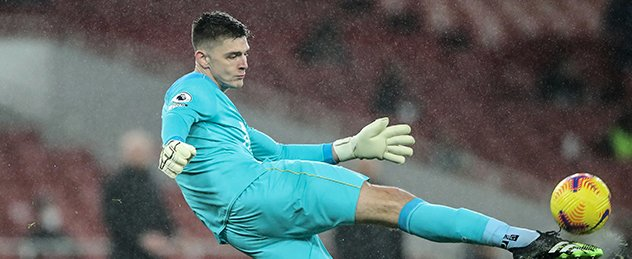 Nick Pope wins GIVEMESPORT Fans' Premier League Player of the Month award for December