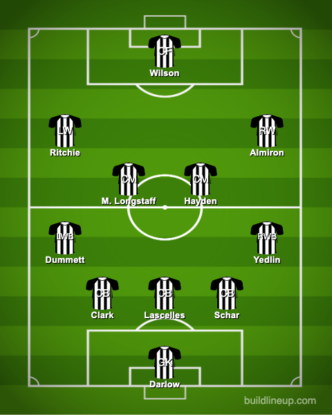 predicted-newcastle-united-line-up-steve-bruce-arsenal-wilson-hayden-lascelles-almiron
