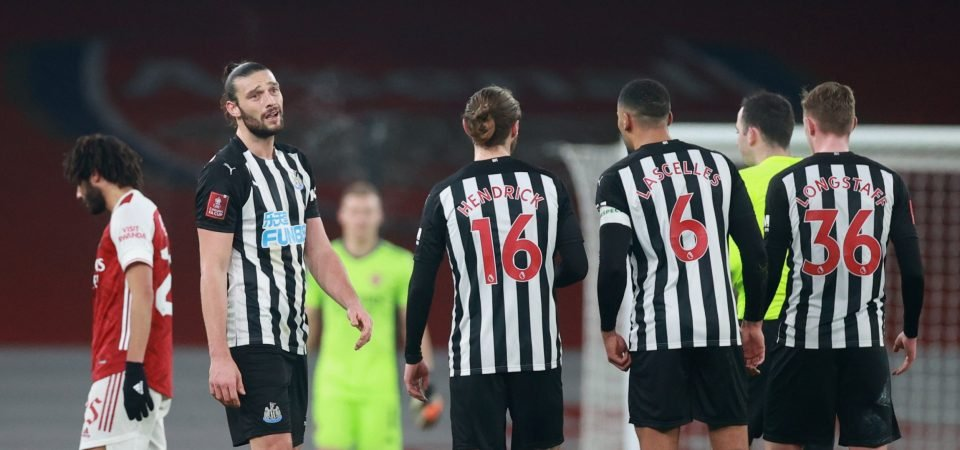 Exclusive: Rob Lee explains how Newcastle fans just want to compete