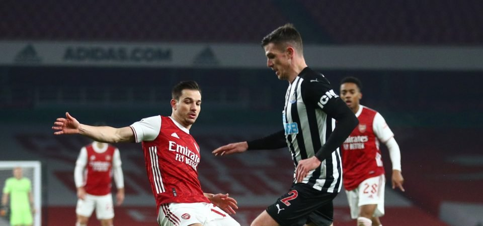 Ciaran Clark: Newcastle United defender signs new two-year contract