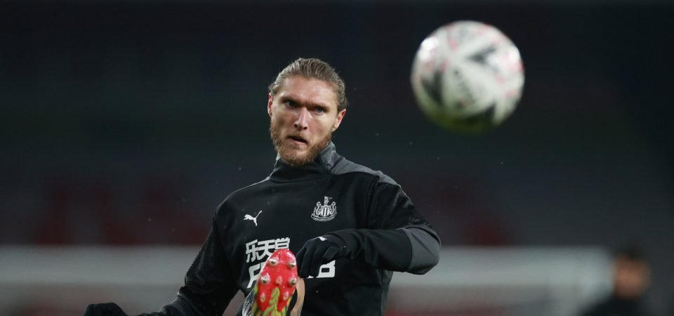 Newcastle's Jeff Hendrick signing has been an absolute disaster