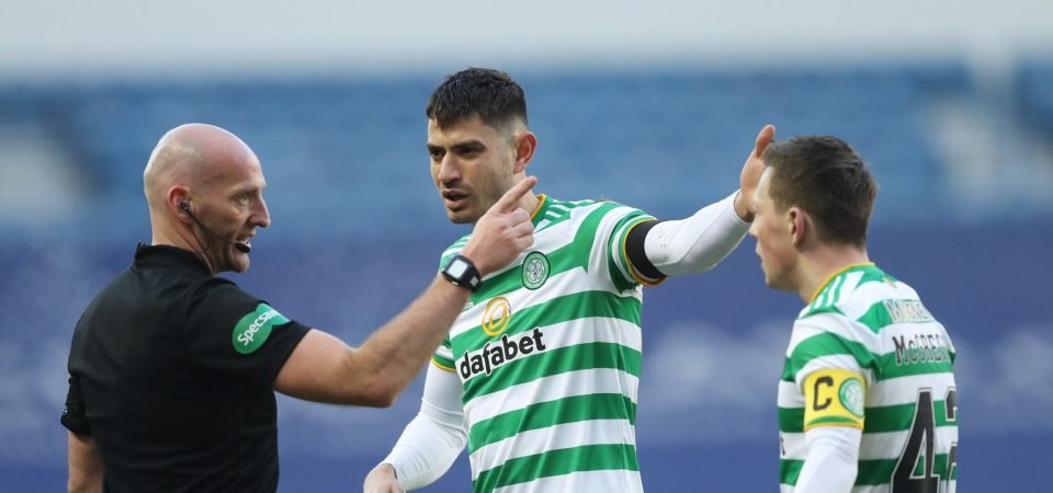 Nir Bitton endures shocking performance despite Celtic win
