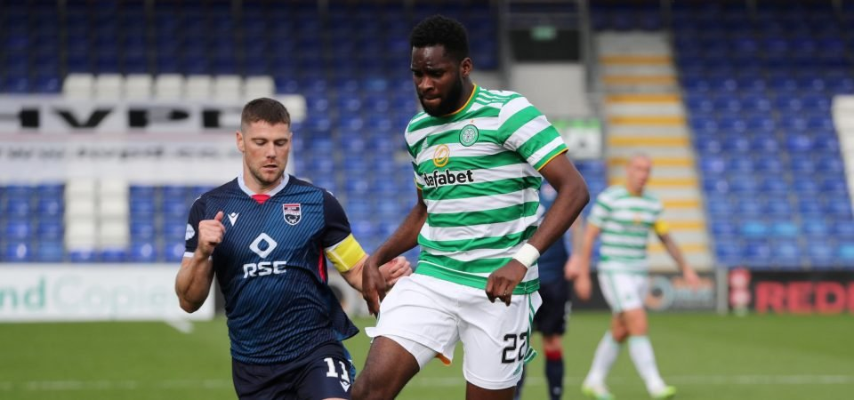 Celtic must cash in on Odsonne Edouard while they still can