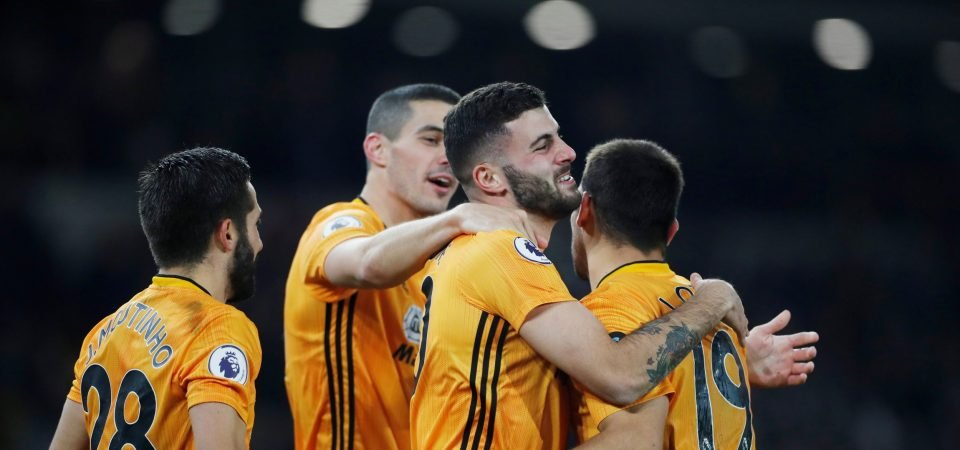 Wolves must axe Patrick Cutrone for Chelsea test