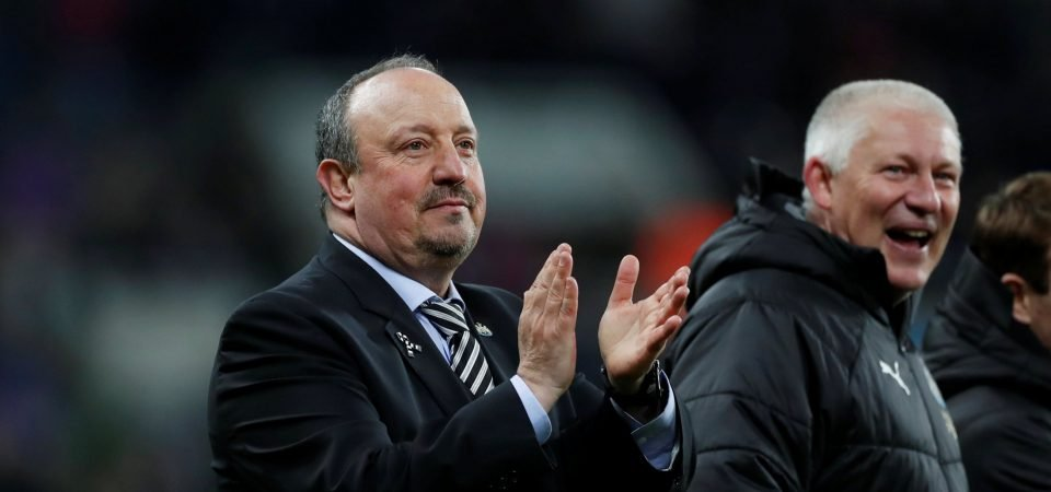 Appointing Benitez could hugely improve Stephen Welsh at Celtic