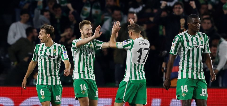 Wolves interested in Real Betis forward Loren Moron