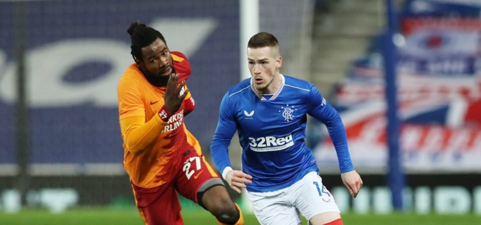 Leeds United could sign a new Harry Kewell in Rangers star Ryan Kent