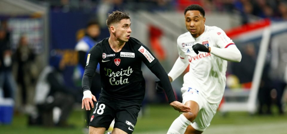 Leeds could have signed Alioski replacement in Romain Perraud