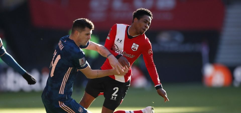 Kyle Walker-Peters produced another superb display vs Arsenal