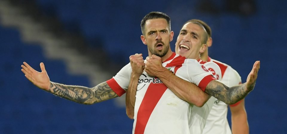 Danny Ings: Everton join race to sign Southampton striker