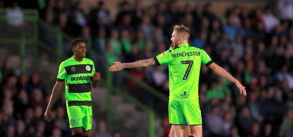 Sunderland can find their new Grant Leadbitter in Carl Winchester
