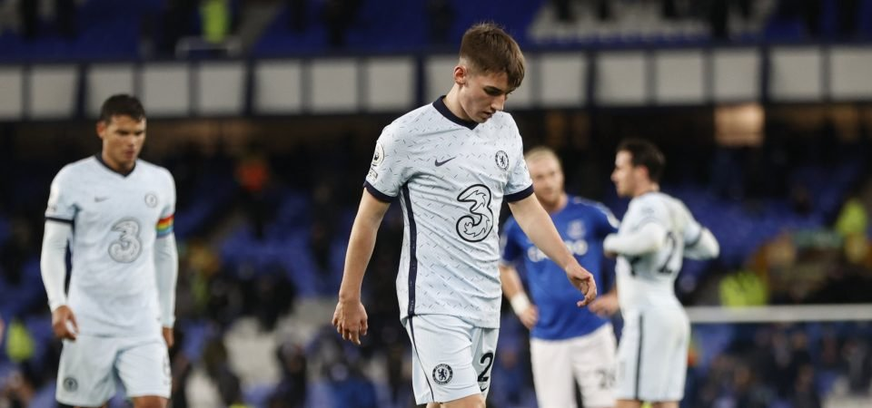 Wolves must move for Billy Gilmour before the deadline