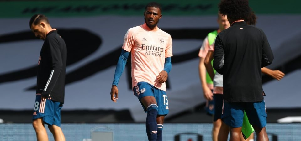 Ainsley Maitland-Niles would be a major coup for West Brom