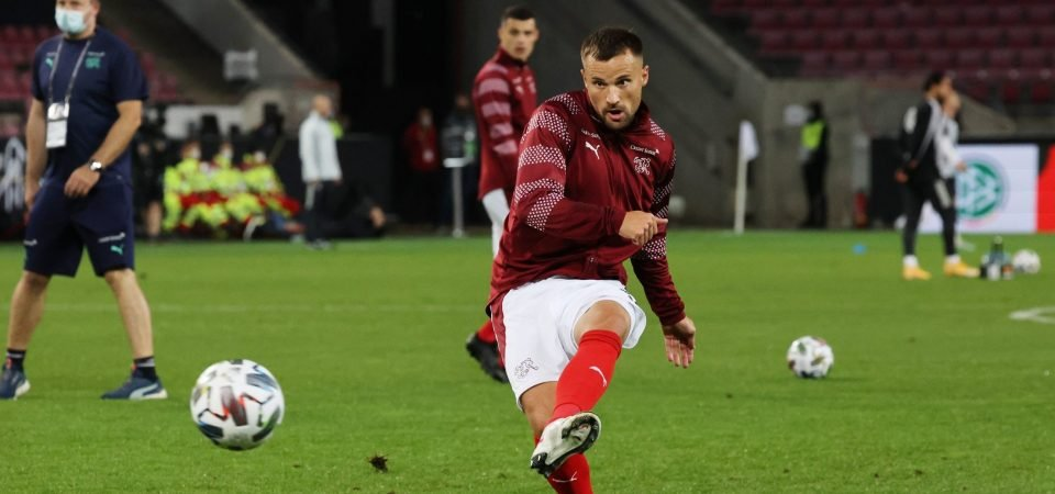 West Brom transfer target Haris Seferovic would be Rickie Lambert 2.0