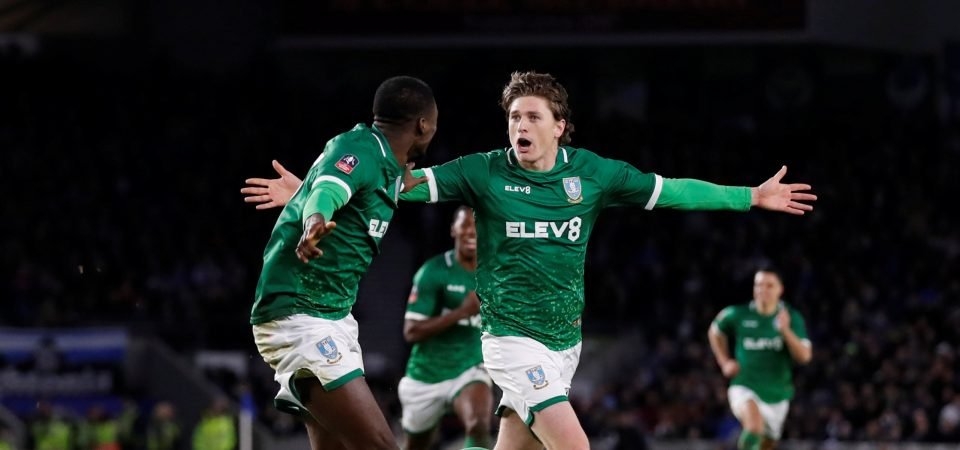 West Brom weighing up Adam Reach move