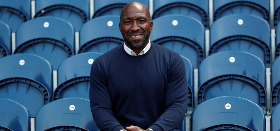 Darren Moore could give Sheffield Wednesday something brand new