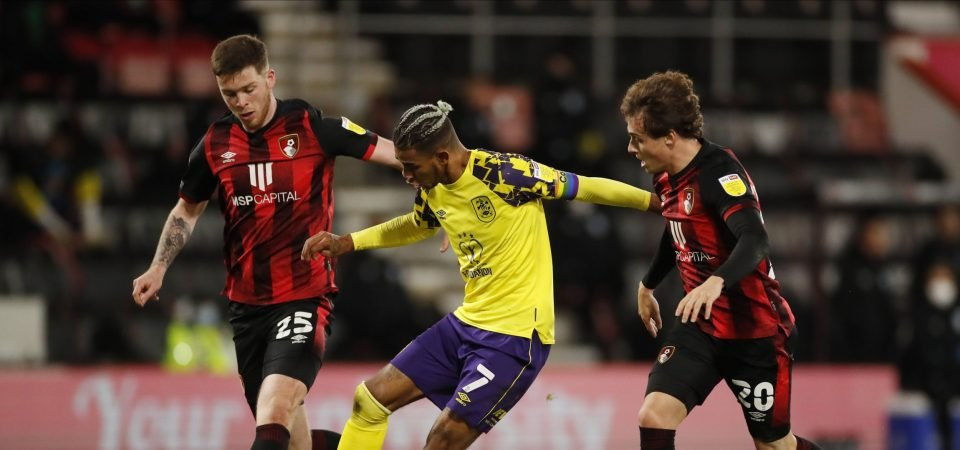 Glasgow Rangers can sign ideal Balogun backup in Bournemouth defender Jack Simpson