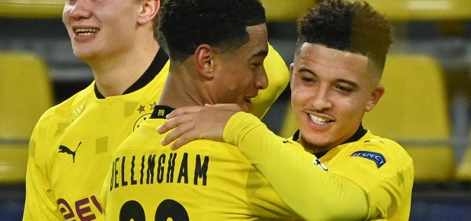 Woodward can deliver a masterclass with move for long-term Man Utd target Jadon Sancho